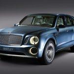 Bentley SUV – znamenie luxusu