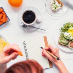 Stravovací denník je prirodzený spôsob, ako schudnúť