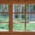 Drevené okná zo Slovenska