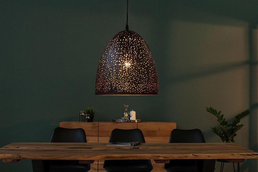 Dizajnový visiaci luster – Estilofina