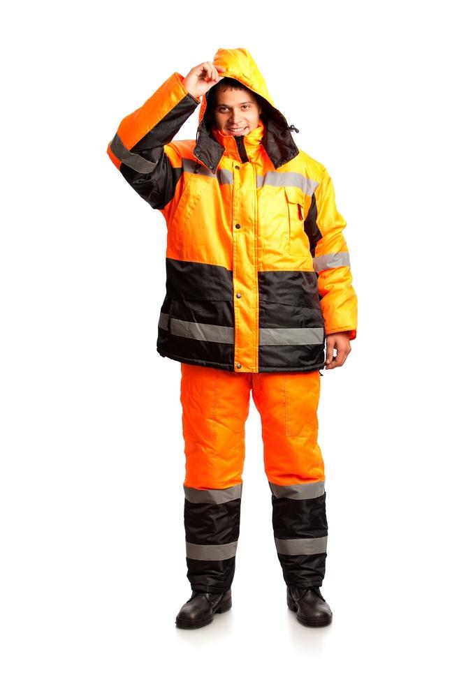 Pracovné oblečenie, ktoré vás zahreje aj pri mínusových teplotách